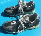 USA 95 B Womens NEW BALANCE 991 running shoe black 9 1 2 UK 7 1 2 EUR 41 W991BK