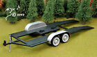 Die Cast Car Carrier Trailer G Scale 124 by Motor Max