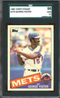 1985 Topps Tiffany #170 George Foster SGC 98 10 1384059-228
