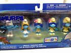 SMURFS LOST VILLAGE 5 pc FIGURE Collectors Pack Smurf Toy Smurfette Jakks
