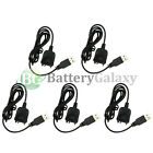 5 USB Rapid Battery Charger Sync Cable for Palm Tungsten T5 E2 TX LifeDrive HOT