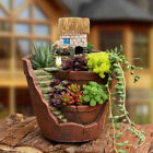 Succulent Flower Basket Planter Plant Sky Garden Bonsai Pot Plants Decor Gift US