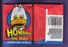 1986 Topps Howard the Duck Trading Cards 4
