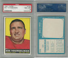 1961 Topps Football Cards 36