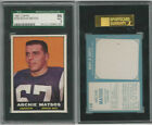 1961 Topps Football Cards 37