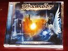 Rhapsody: Ascending To Infinity CD 2012 Bonus Track Nuclear Blast Recs USA NEW