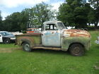 1948 GMC step side pickup Rolling shell US Import classic pickup hot rod chevy