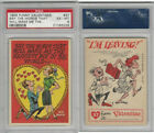 1959 Topps Funny Valentines Trading Cards 28