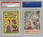 1959 Topps Funny Valentines Trading Cards 29