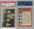 1964 Topps, Beatles Color, #29 Paul, John, Boy and Ringo, PSA 7 NM