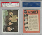1964 Topps, Beatles Color, #29 Paul, John, Boy and Ringo, PSA 8 NMMT