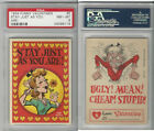 1959 Topps Funny Valentines Trading Cards 30