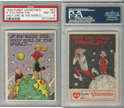 1959 Topps Funny Valentines Trading Cards 36