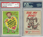 1959 Topps Funny Valentines Trading Cards 37