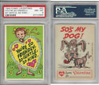 1959 Topps Funny Valentines Trading Cards 35