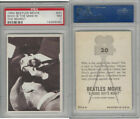 1964 Topps Beatles Movie Hard Day's Night Trading Cards 12
