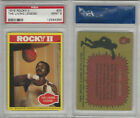 1979 Topps Rocky II Trading Cards 33