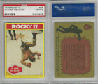 1979 Topps Rocky II Trading Cards 38