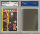 1979 Topps Rocky II Trading Cards 39
