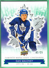 2017-18 UPPER DECK HOCKEY TORONTO MAPLE LEAFS CENTENNIAL 01 25