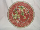 FITZ and FLOYD Classic Choices Sonoma COLLAGE Salad Plate 9 1/4