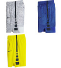 New Nike Boys Dry Elite Stripe Basketball Shorts Size 2T 3T 4 5 6 7