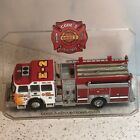 CODE 3 COLLECTIBLES FIRE ENGINE TRUCK DIECAST MODEL COLLECTORS CLUB E 2 EATER E2