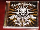 Chrome Division 3rd Round Knockout CD 2011 Third Nuclear Blast USA NB 2676-2 NEW