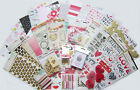 NEW Crate Paper HEART DAY Paper  Embellishments A Save 65