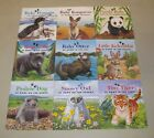 Lot Set of 9 Learn about these Baby Animals Childrens Books Otter Bear Owl Baby