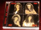 Royal Air Force: Fasten Your Seatbelts CD 2011 Reissue Minotauro Recs Italy NEW