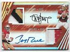 2017 Panini Phoenix #YR Steve Young & Jerry Rice Dual Patch Autograph #04 10