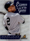 2013 (YANKEES) Pinnacle Essence of the Game #1 Derek Jeter