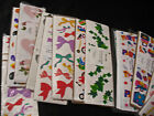 LOT 4 Strips MRS GROSSMAN STICKERS Make Your Choice