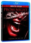 Prom Night Unrated Blu ray New DVD Brittany Snow