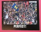 1997 University of MICHIGAN undeafeated season poster Detroit Free Press