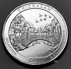 2011 P Chickasaw National Parks Quarter 1 ea Uncirculated w Brilliant Finish