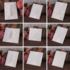 10Pcs Wedding Invitation Cards Kit Personalized Printing Laser Cut Paper Card