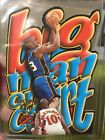 Grant Hill 96-97 Skybox Z-force Big Man On Court Insert Rare SSP 3 of 10