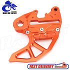 Rear Brake Disc Guard & Caliper Support KTM EXC SX SXF XC XC-F MXC  04 15 Orange
