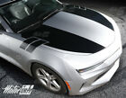 2016 2017 Chevy Camaro Hood To Fender Side Trunk Rally Stripes Decals Sport