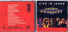 Live in Japan by Night Ranger CD Nice! Free Ship #LE78