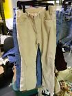 Vintage Levi Strauss  Co Flair or bell bottom skinny corduroy cords cool