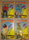 MEGO FLASH GORDON 10 FIGURE SET MEGO CORP 1976 FLASH DALE ARDEN MING DRZARKOV