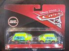 DISNEY PIXAR CARS 3 HIT RUN 2 PACK 2017 SAVE 5 WORLDWIDE FAST SHIP