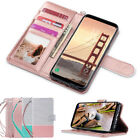 Luxury Magnetic Flip Leather Card Wallet Stand Cover For Samsung Galaxy S8 S8+