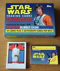 2017 Topps 1978 Star Wars Sugar Free Bubble Gum Wrappers 49 Card Base Set