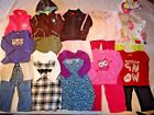 Lot of baby girls clothes size 12 months Winter Spring Clothes