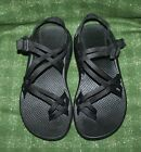 Chaco ZX 2 Yampa Black Sport Sandals Size 9 Wide