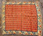 Authentic Antique Persian Oriental Wool Runner Rug  33
